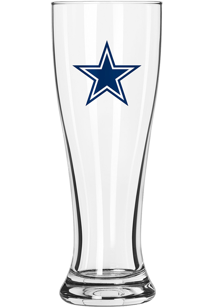 Dallas Cowboys PILSNER Pilsner Glass - Image 1