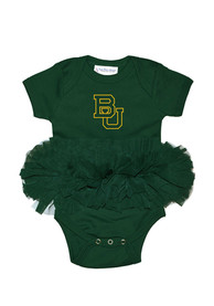 Baylor Bears Baby Green Tutu One Piece