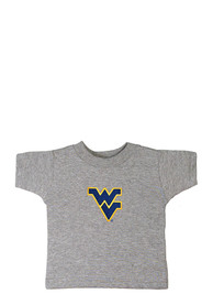 West Virginia Mountaineers Infant Arch T-Shirt - Grey