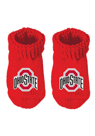 Ohio State Buckeyes Team Color Bootie Boxed Set