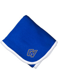 Grand Valley State Lakers Baby Team Color Blanket - Blue