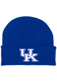 sneakers for cheap 11883 65038 Kentucky Wildcats Blue Team Color Newborn Knit Hat