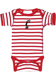 Cincinnati Bearcats Baby Skylar One Piece - Red