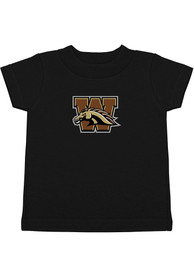 Western Michigan Broncos Toddler Scout T-Shirt - Black