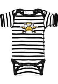 Northern Kentucky Norse Baby Skylar One Piece - Black