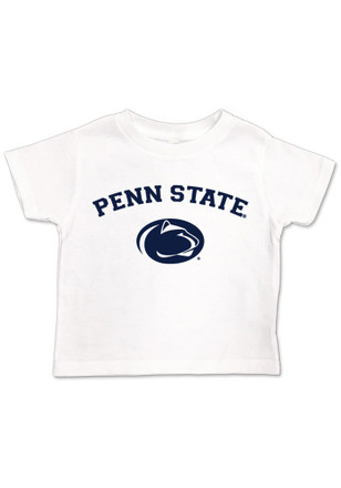 Penn State Nittany Lions Toddler White Arch Logo T-Shirt