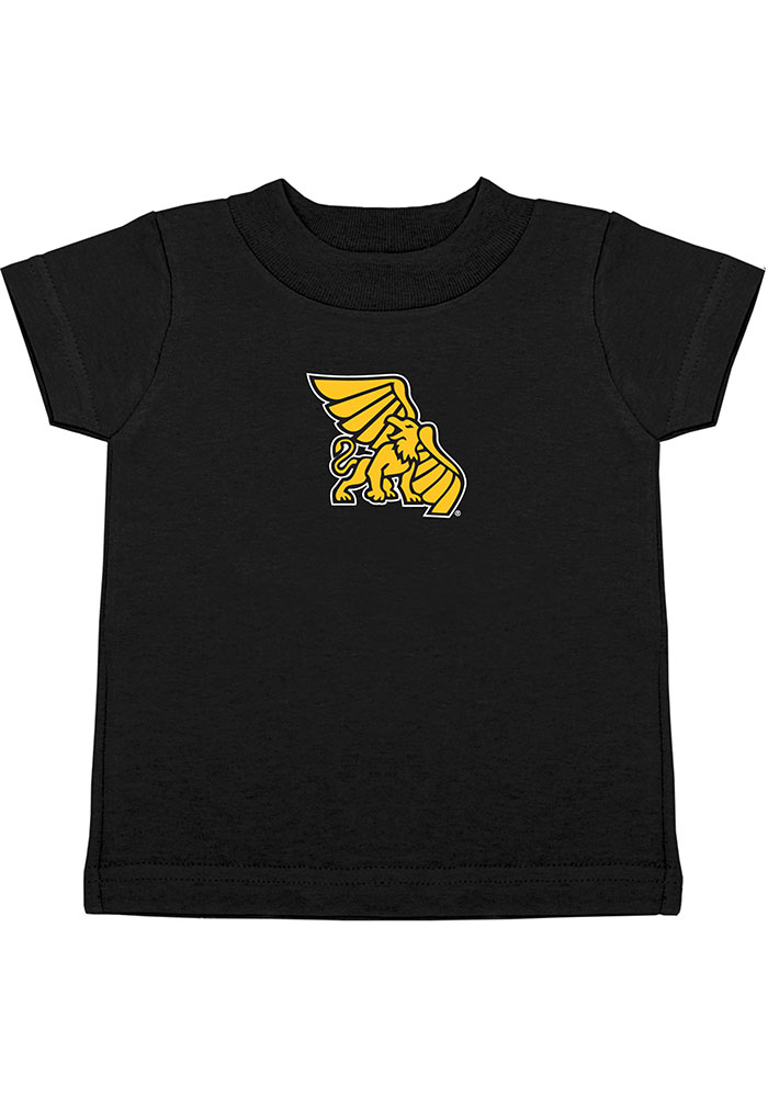 Missouri Western Griffons Toddler Black Logan Short Sleeve T-Shirt - Image 1
