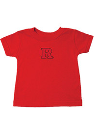 Rutgers Scarlet Knights Toddler Logan T-Shirt - Red