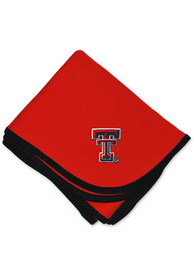 Texas Tech Red Raiders Baby Knit Blanket - Red
