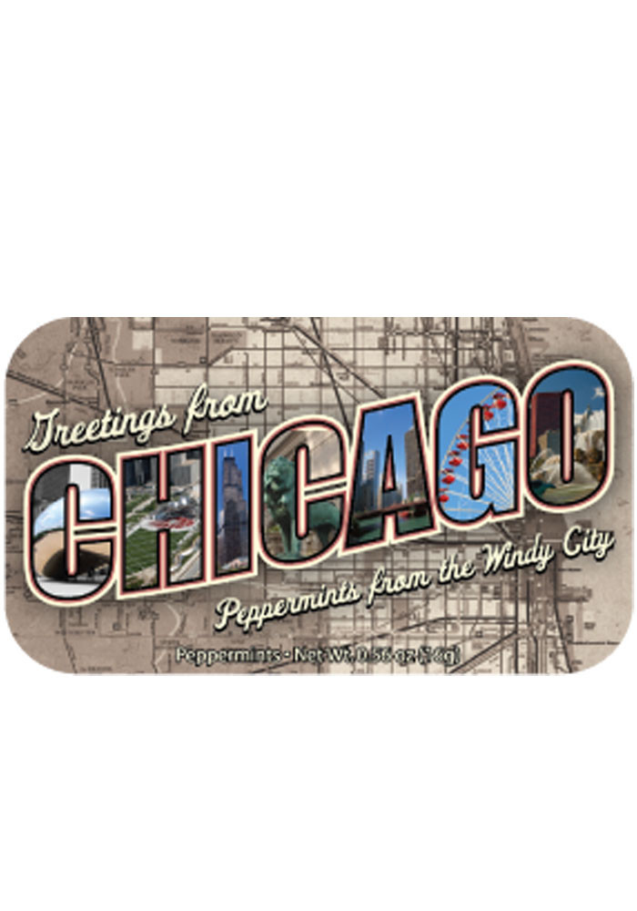 Chicago Greetings From... Candy - Image 1