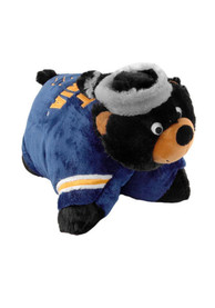 West Virginia Mountaineers 20 Inch Pillow Pet Plush