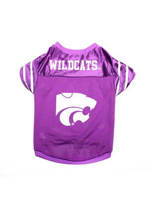 K-State Wildcats Team Color Pet Jersey