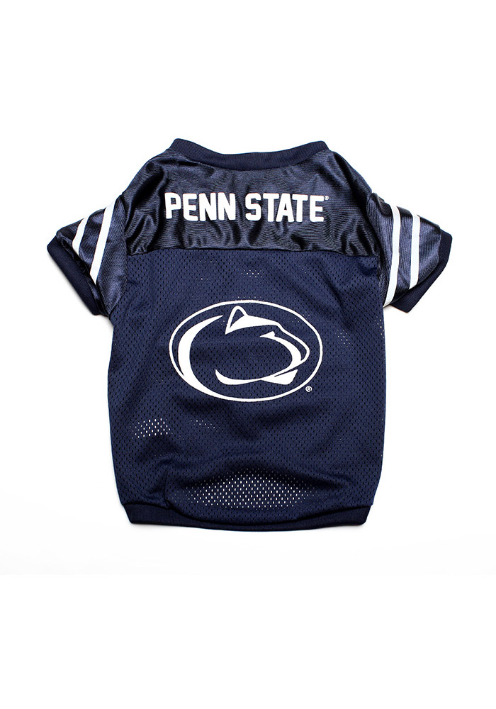 Penn State Nittany Lions Team Color Pet Jersey - Image 1