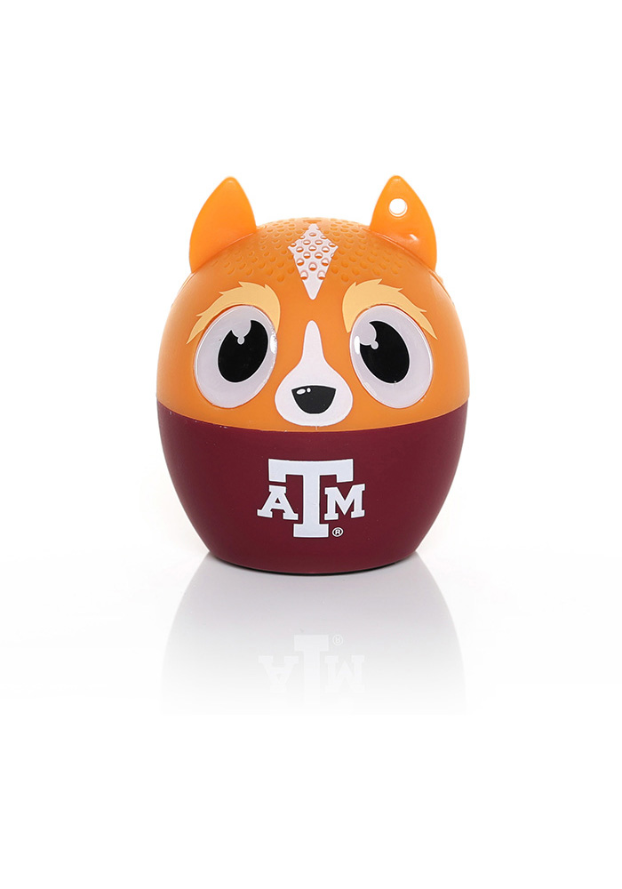 Texas A&M Aggies Maroon Bitty Boomers Bluetooth Speaker - Image 1