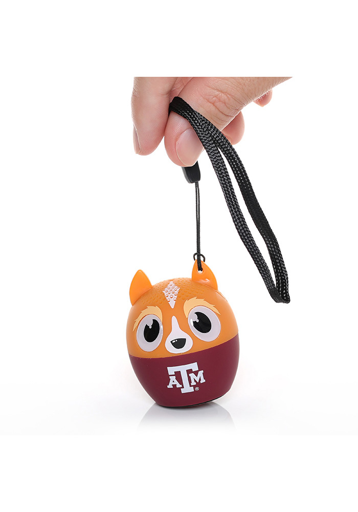 Texas A&M Aggies Maroon Bitty Boomers Bluetooth Speaker - Image 3