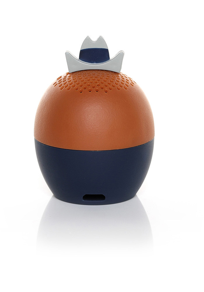 Dallas Cowboys Navy Blue Bitty Boomers Bluetooth Speaker - Image 2