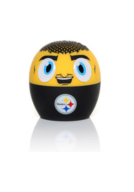 Pittsburgh Steelers Black Bitty Boomers Bluetooth Speaker