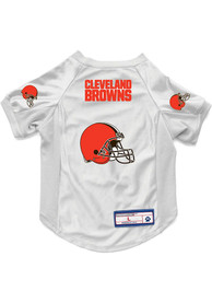 Cleveland Browns Team Logo Pet Stretch Pet Jersey