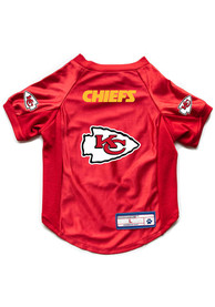 Kansas City Chiefs Team Logo Pet Stretch Pet Jersey