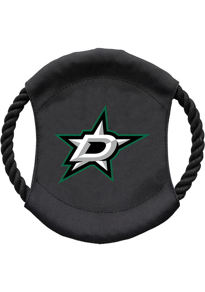 Dallas Stars Flying Disc Pet Toy - Image 1