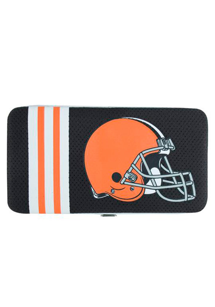 Cleveland Browns Smart Womens Wallets - Image 1