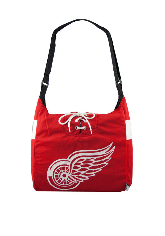 Detroit Red Wings Red Team Jersey Tote - Image 1