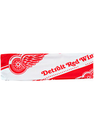 Detroit Red Wings Womens Stretch Patterned Headband -