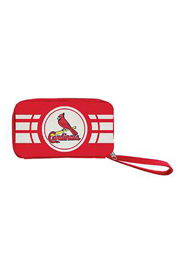 St Louis Cardinals Ripple Zip Womens Wallets - Image 1