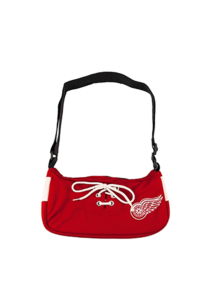 Detroit Red Wings Team Jersey Purse Womens Purse - Image 1