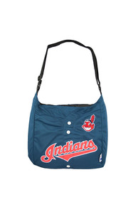Cleveland Indians Team Jersey Tote Tote - Black