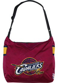 Cleveland Cavaliers Team Jersey Tote Tote - Maroon