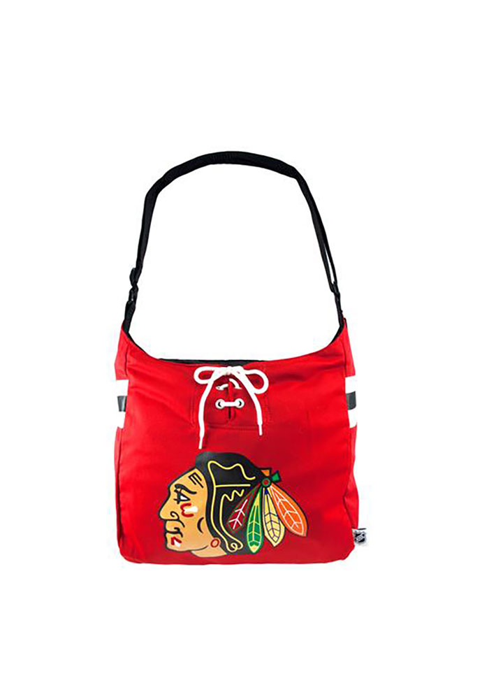 Chicago Blackhawks Red Team Jersey Tote Tote - Image 1