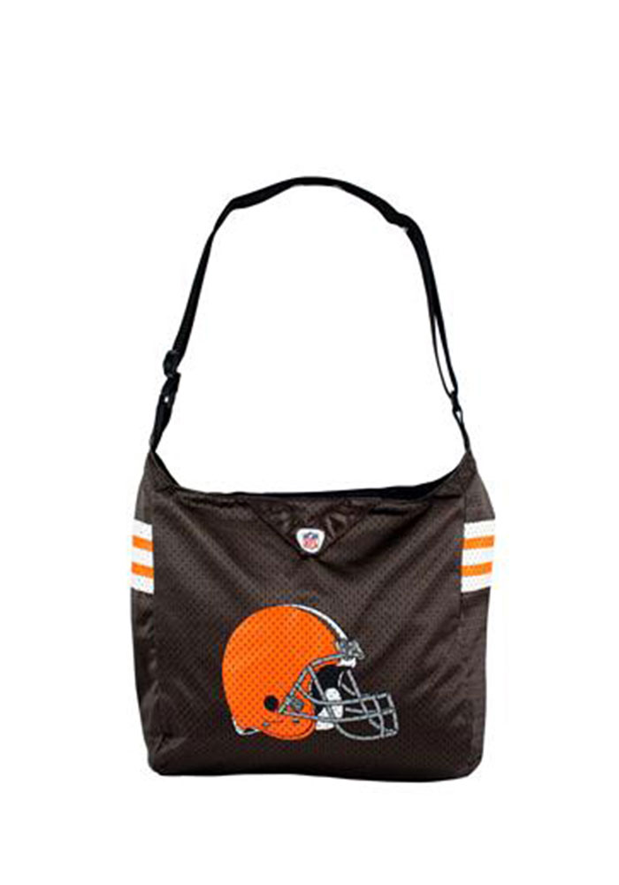 Cleveland Browns Brown Team Jersey Tote Tote - Image 1