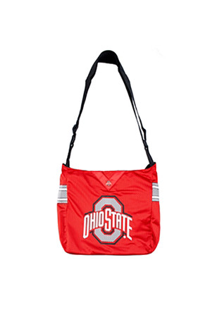 Ohio State Buckeyes Red Team Jersey Tote Lunch Tote