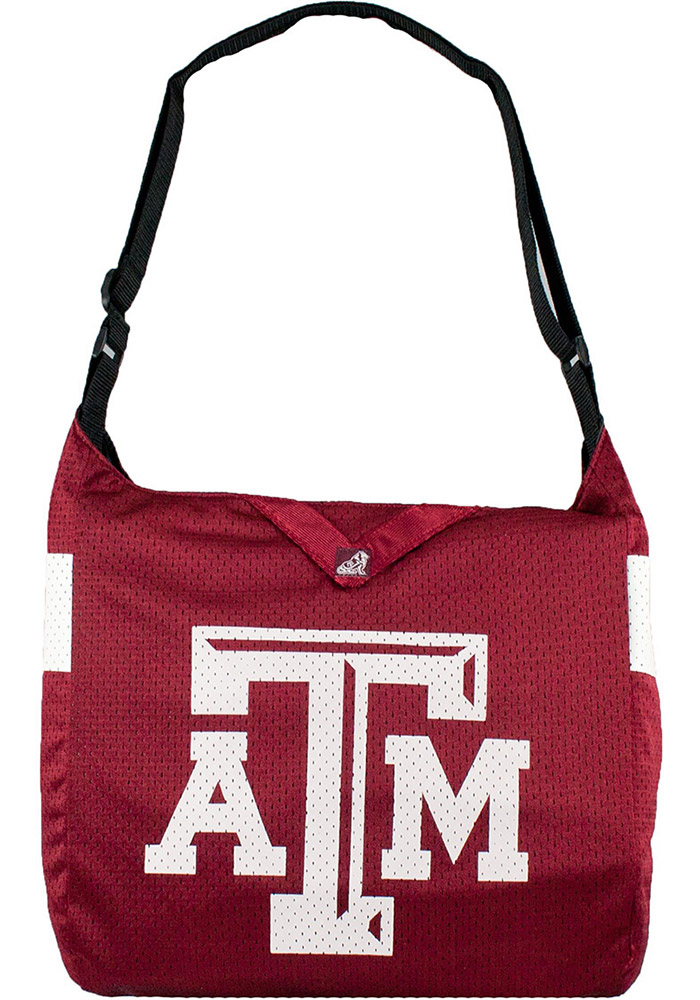 Texas A&M Aggies Maroon Team Jersey Tote Tote - Image 1