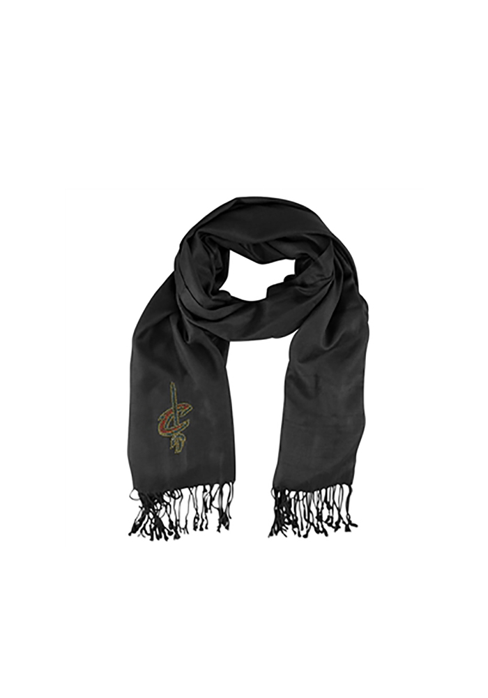 Cleveland Cavaliers Pashi Crystal Logo Womens Scarf - Image 1