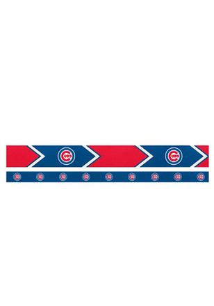 Chicago Cubs Thin and Wide 2 Pack Womens Headband