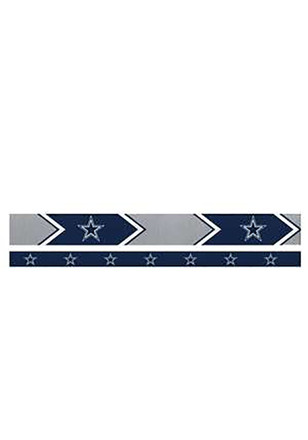 Dallas Cowboys Thin and Wide 2 Pack Womens Headband