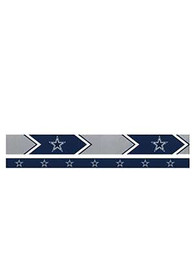 Dallas Cowboys Womens Thin and Wide 2 Pack Headband - Navy Blue