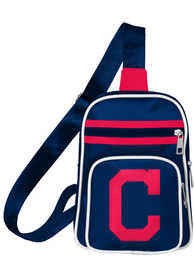 Cleveland Indians Womens Mini Cross Purse - Red