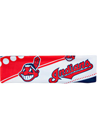 Cleveland Indians Womens Stretch Headband - Red
