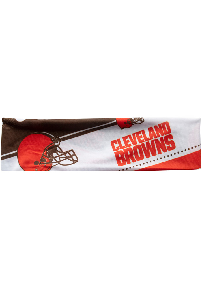 Cleveland Browns Stretch Womens Headband - Image 1