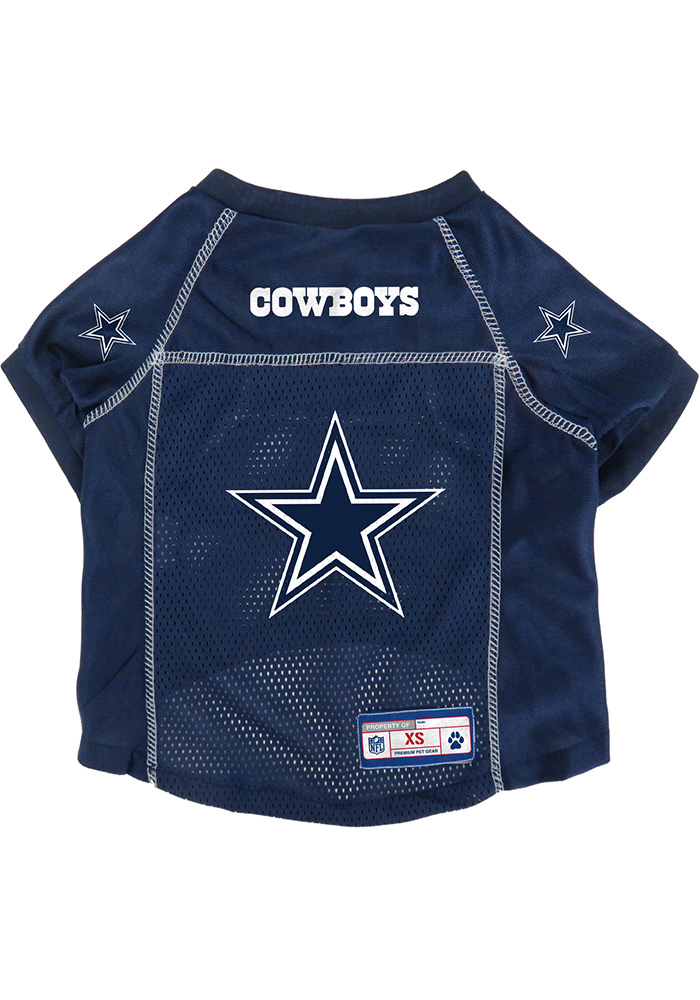 Dallas Cowboys Team Pet Jersey - Image 1
