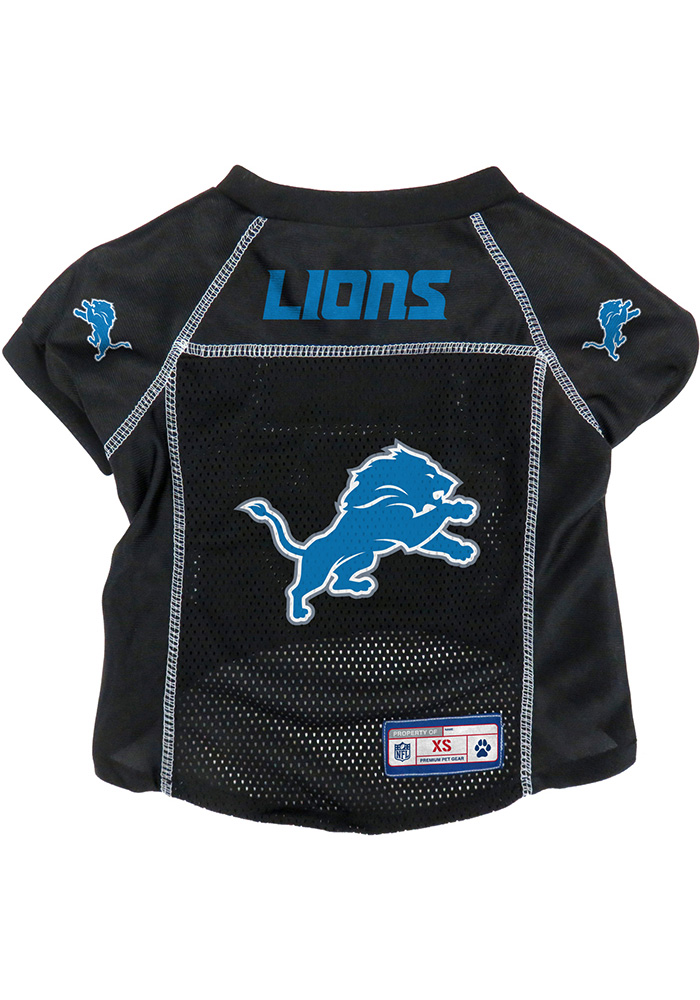 Detroit Lions Team Pet Jersey - Image 1