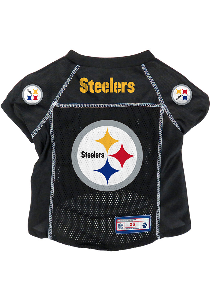 Pittsburgh Steelers Team Pet Jersey - Image 1