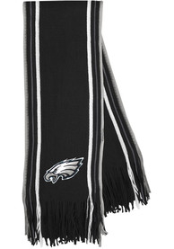 f45617a7aee Philadelphia Eagles Stripe Fringe Womens Scarf