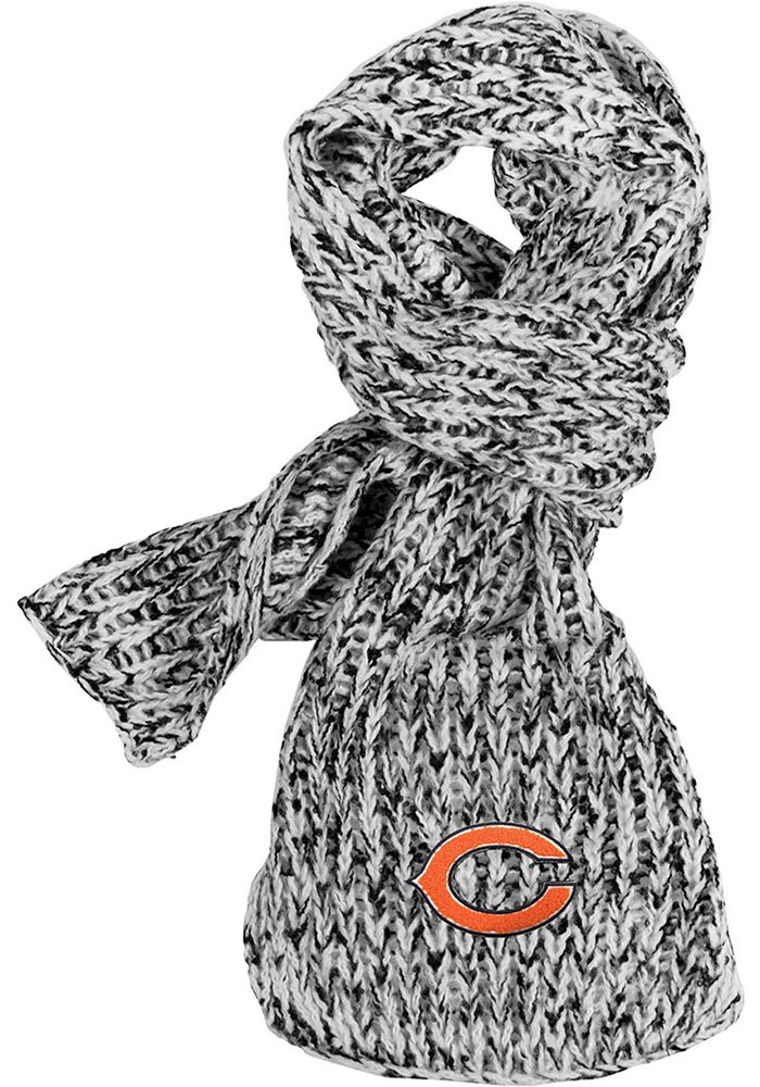 Chicago Bears Marled Womens Scarf - Image 1