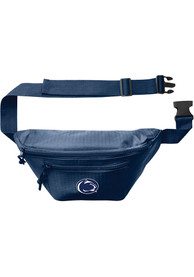 Penn State Nittany Lions 3Zip Hip Pack Tote - Navy Blue