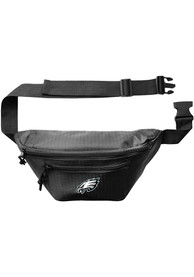 Philadelphia Eagles 3Zip Hip Pack Tote - Black