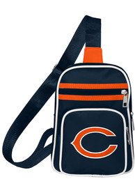 Chicago Bears Womens Mini Cross Purse - Navy Blue
